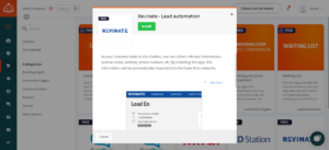 Revinate and AskSuite integration in AskStore